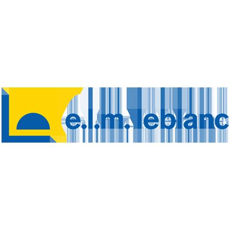 MP Plomberie Chauffage - Logo ELM Leblanc